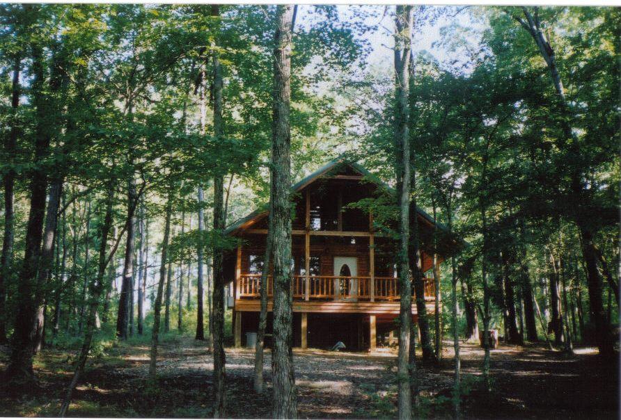 Oklahoma cabins