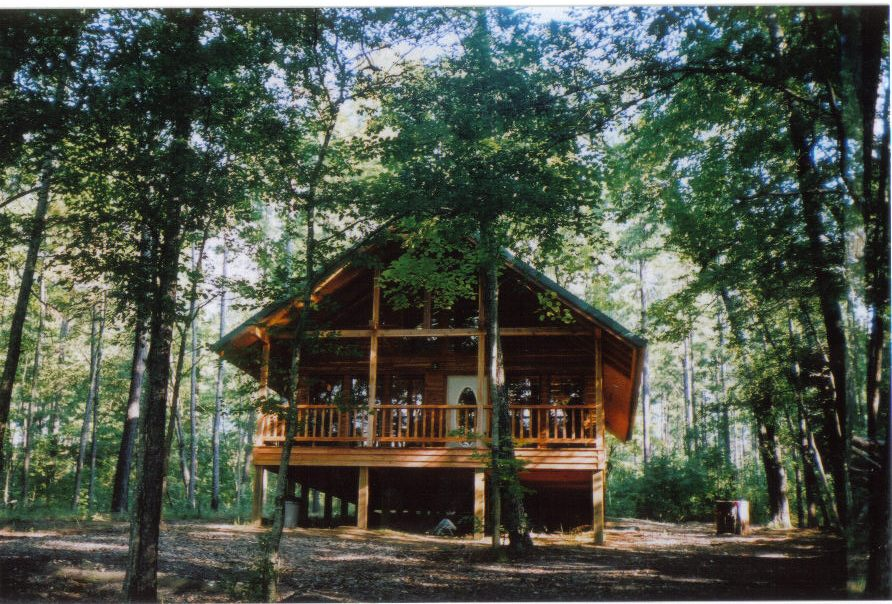 Oklahoma cabin rentals silver creek cabins southeast for Vacation cabin rentals in oklahoma